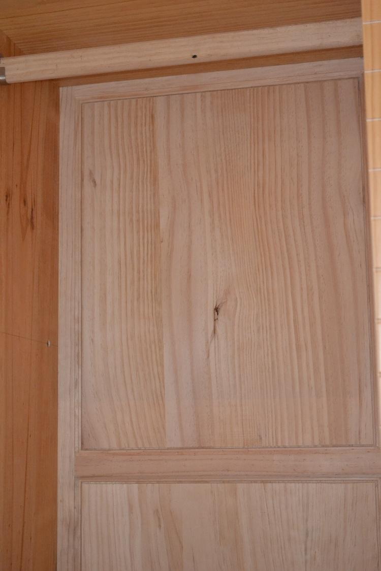 环保松木 全实木 儿童三门开门衣柜衣橱储物柜收纳柜两抽屉
